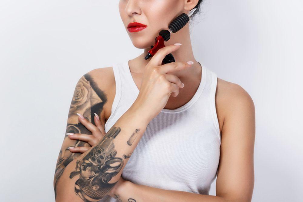 tetovaza devojka lepota