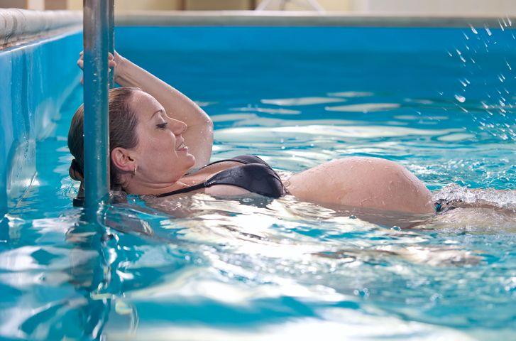 trudnica plivanje zdravlje
