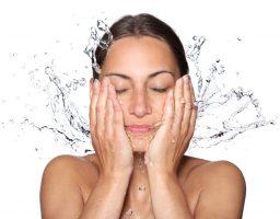 Očistite lice pre i posle treninga, ne želite da vam prljavština zapuši pore