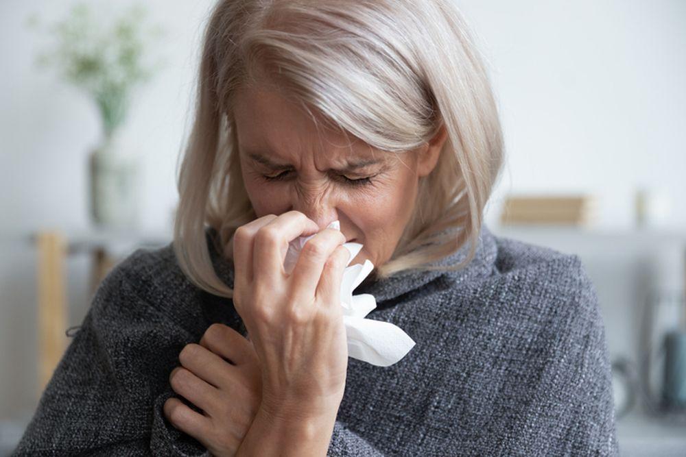 prehlada kijavica zena zdravlje