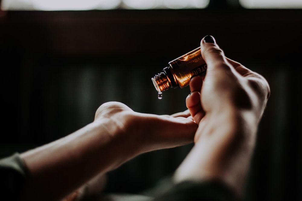 ulje za telo lepota
