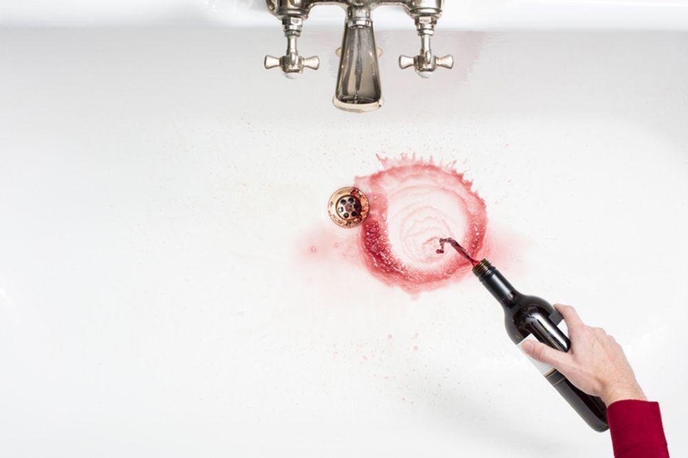 vino kada lepota