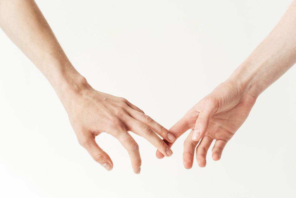 drzanje za prst veze