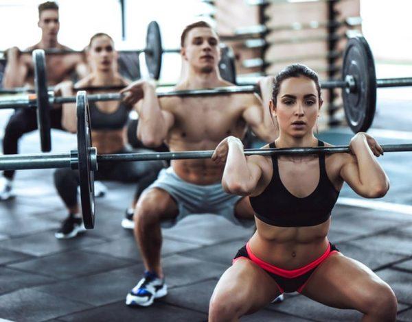 Vežbanje i ciklus, Lepota i zdravlje