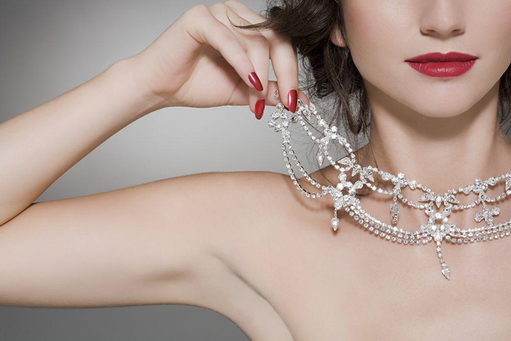 lanac ogrlica lepota