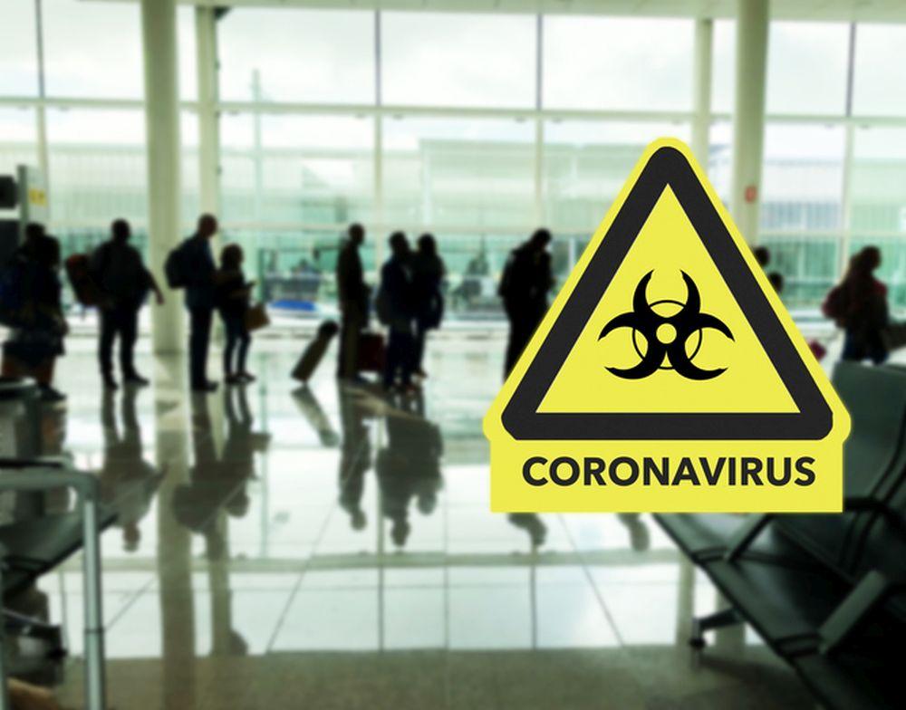 aerodrom korona virus