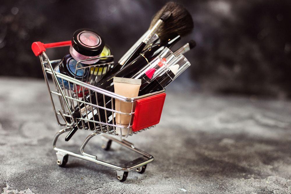 sminka kupovina kozmetika lepota