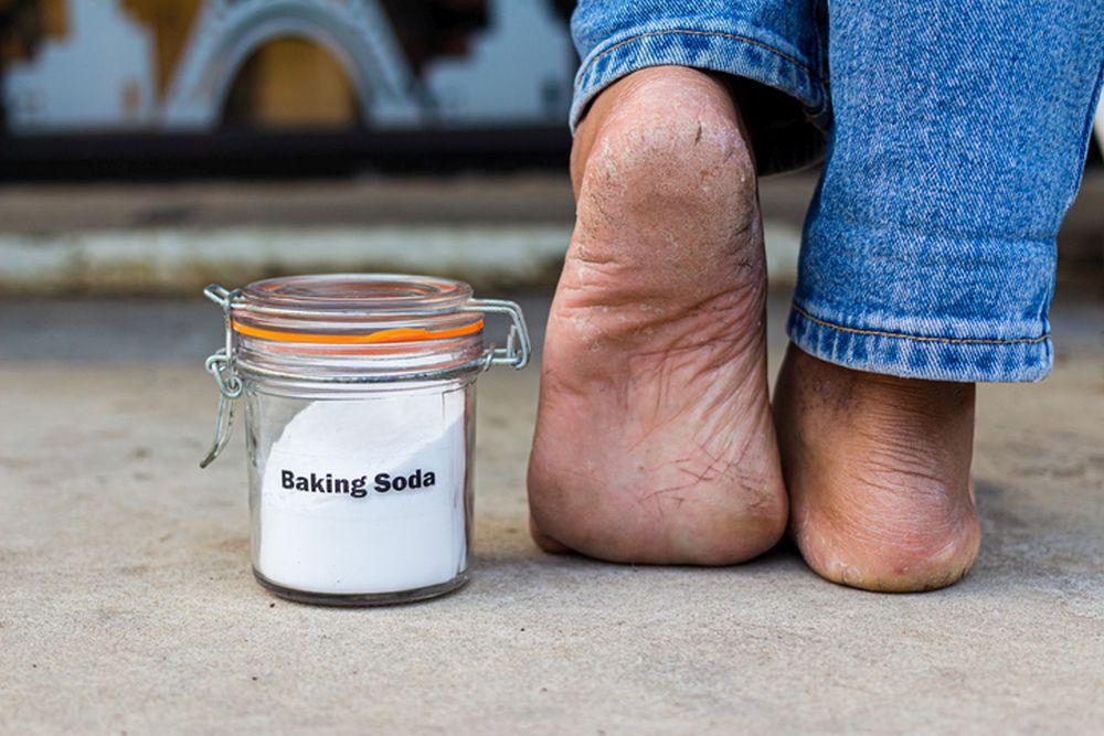 soda stopala zdravlje lepota