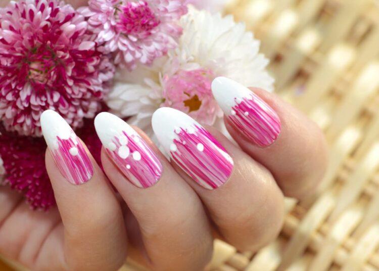 nokti lepota nega