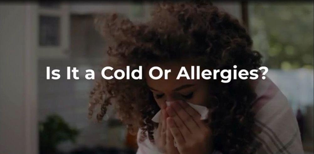 prehlada alergija shape