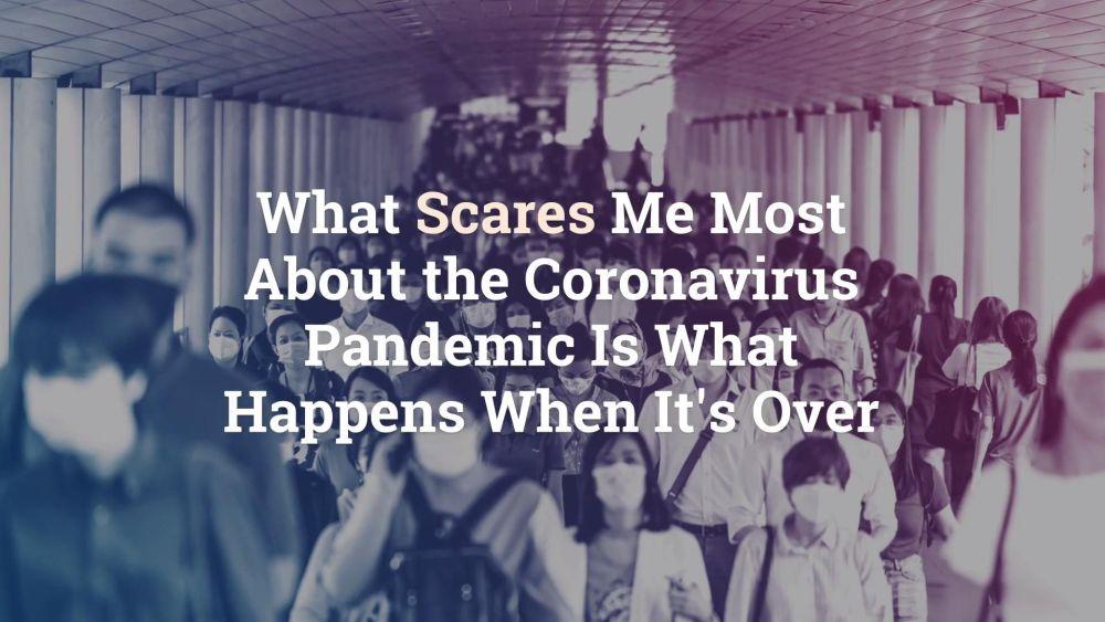 šta posle COVID-19 Health