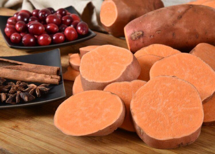 Batat, slatki krompir, Lepota i zdravlje