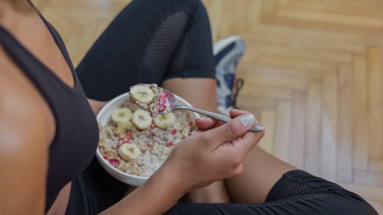 Zdrava ishrana: Šta jesti pre i posle treninga?