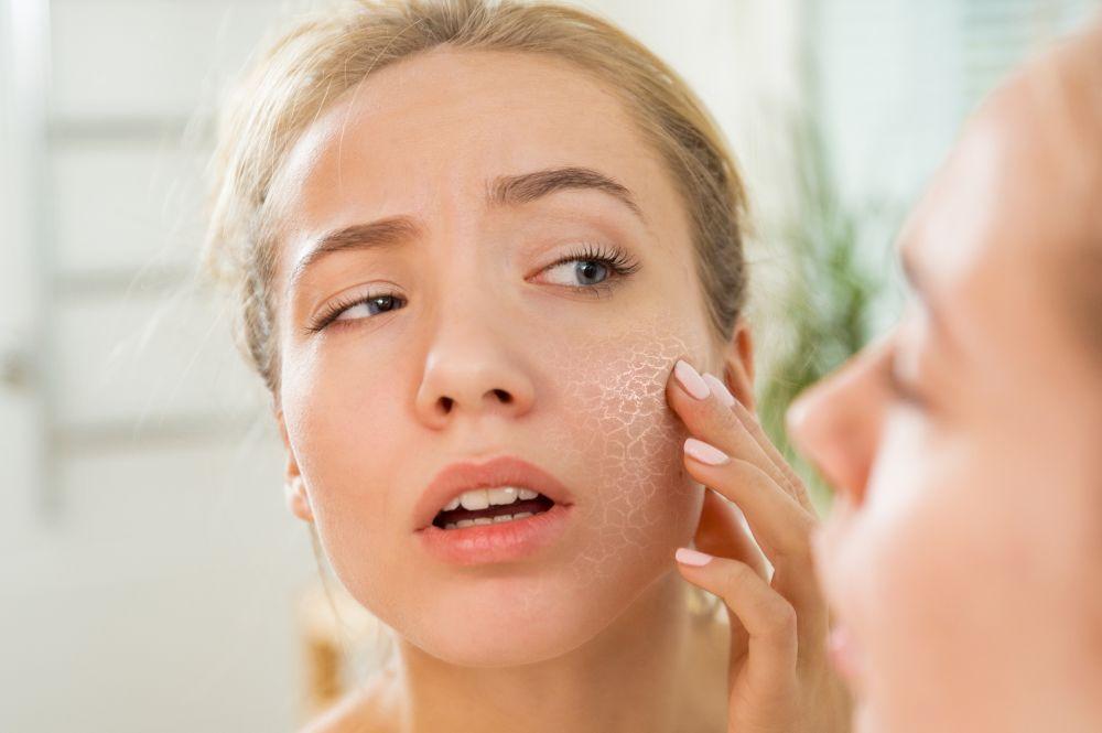 Perutanje kože, Lepota i zdravlje