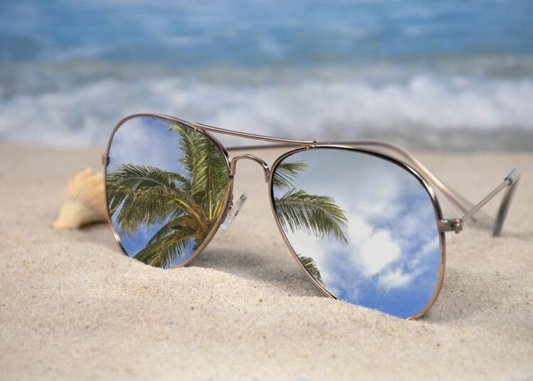 Naočare za sunce, Lepota i zdravlje