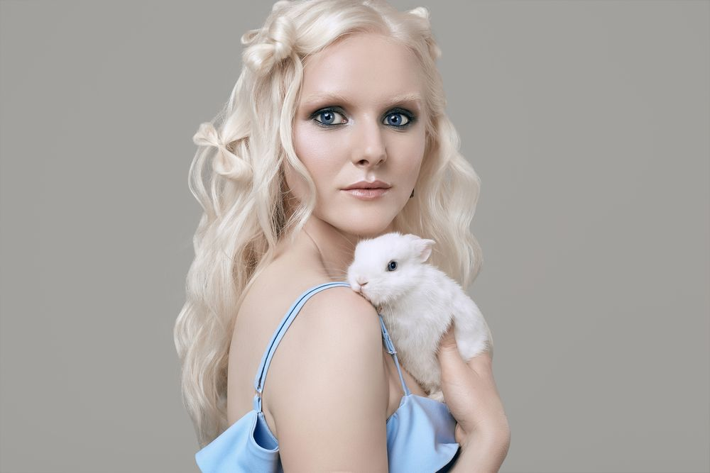 Albinizam, Lepota i zdravlje