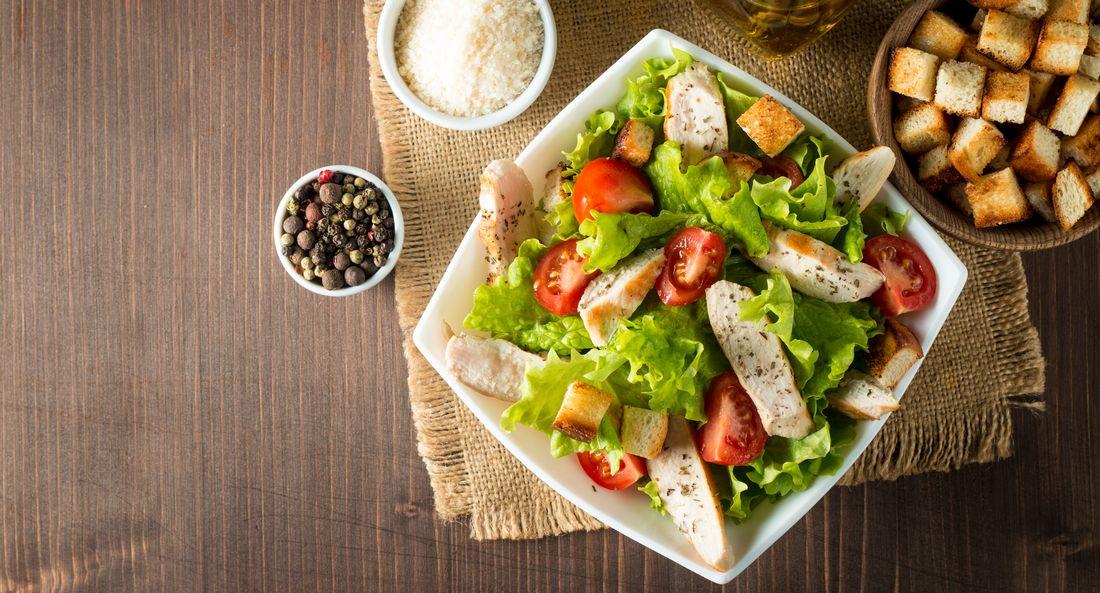 Cezar salata, Lepota i zdravlje