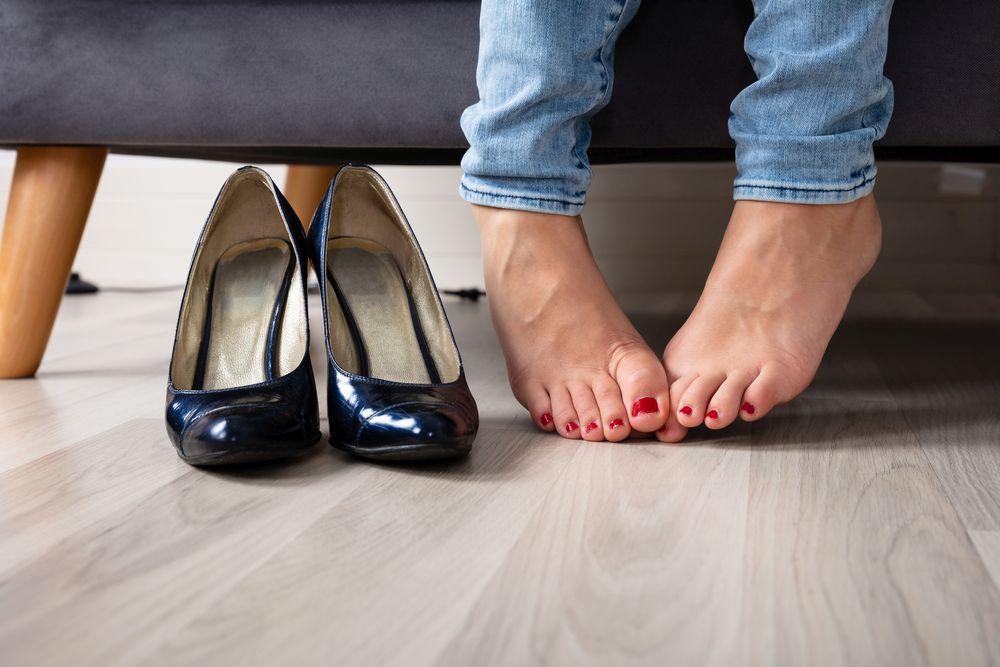 Neprijatan miris obuće, Lepota i zdravlje