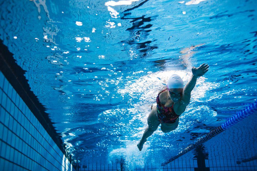 Koliko plivanje troši kalorija?