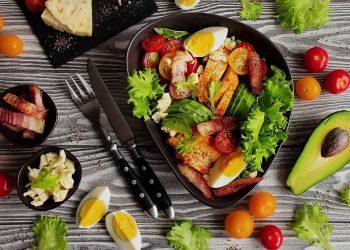 Keto salata, Lepota i zdravlje