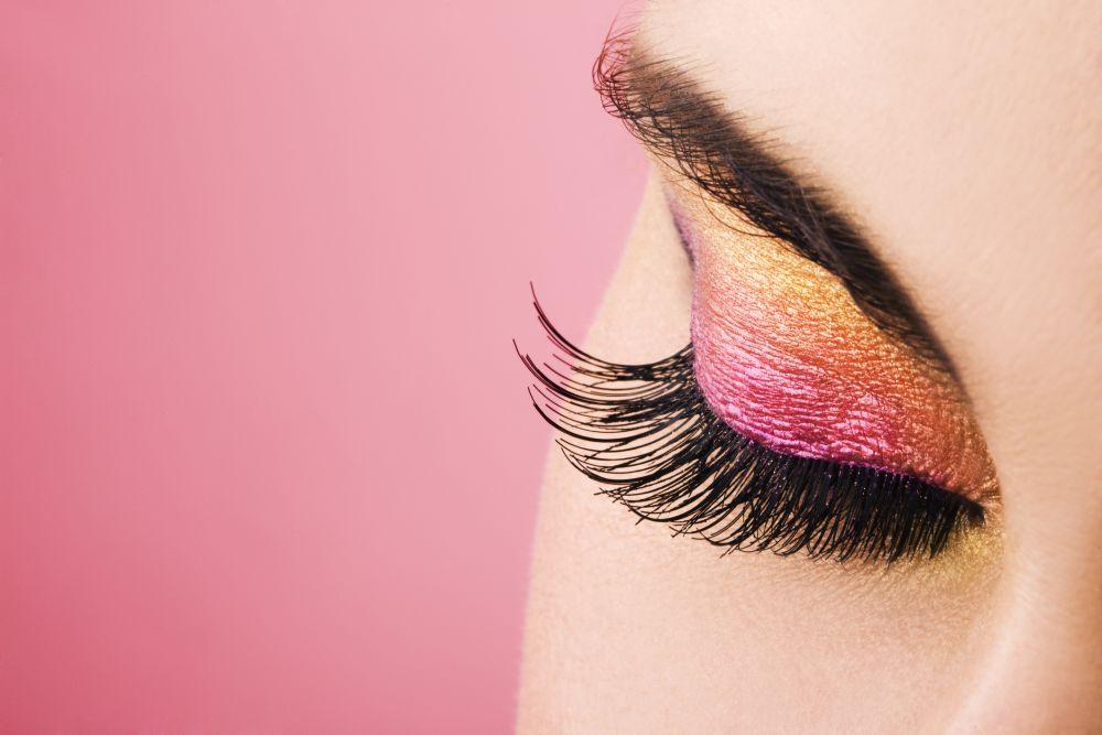 Šminka očiju, Lepota i zdravlje