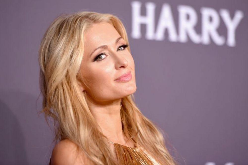 Paris Hilton kosa