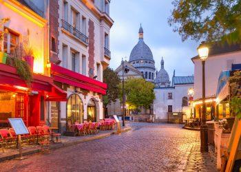 restoran u Parizu
