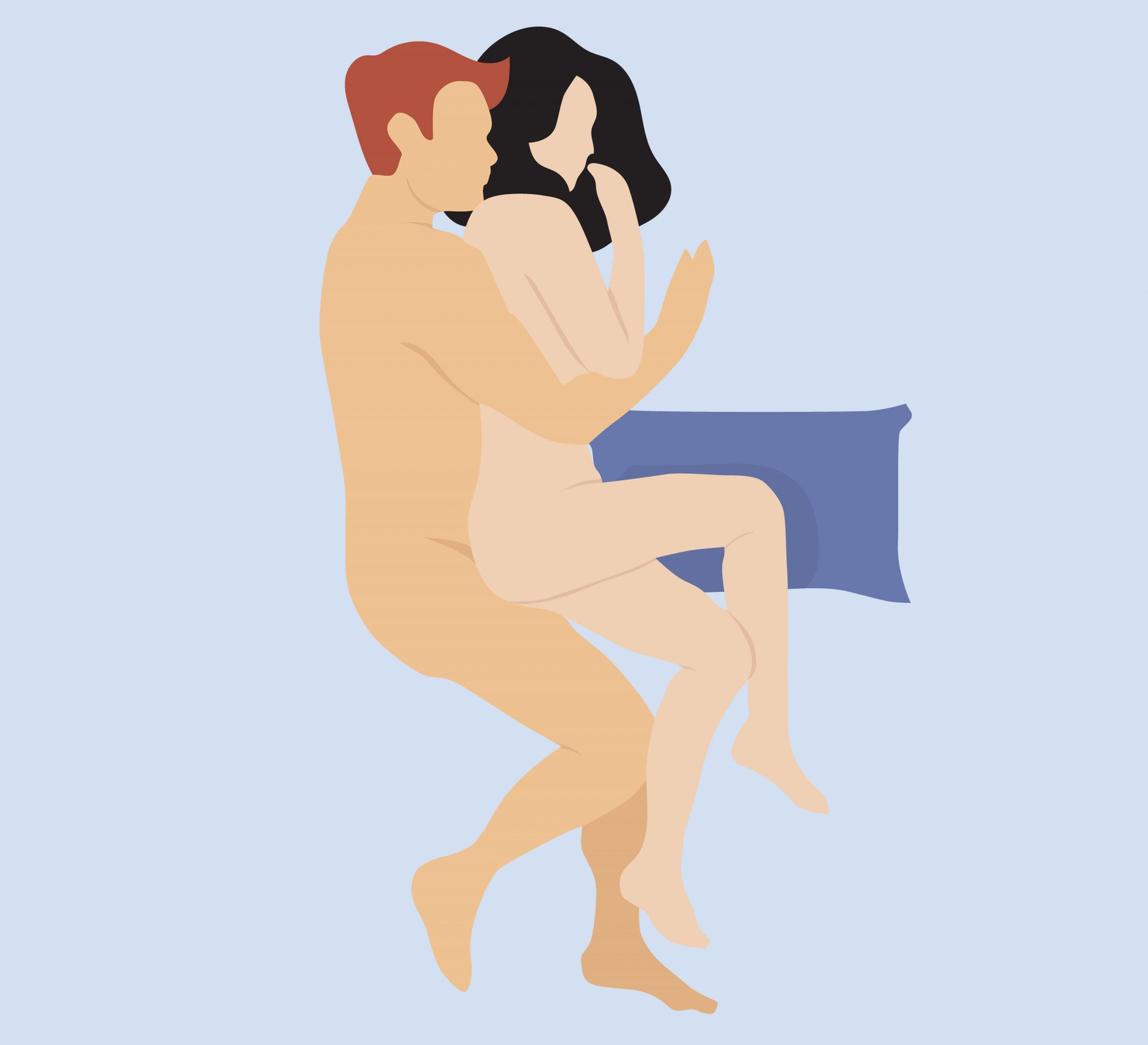 Spooning seks poza