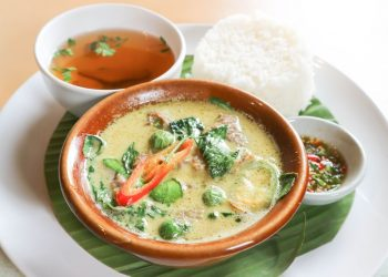 Zeleni curry