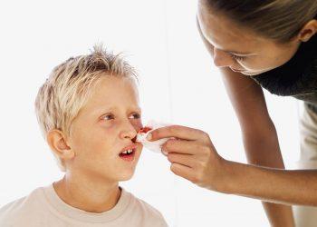Šta uraditi kada dete krvari iz nosa?