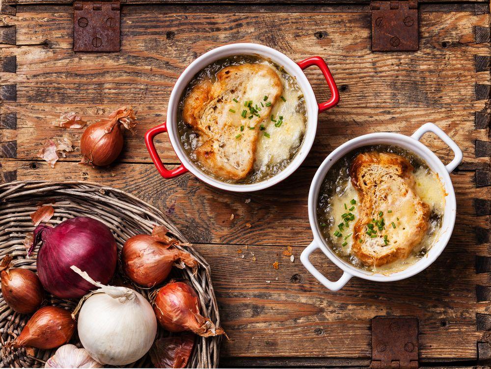 francuska supa od luka