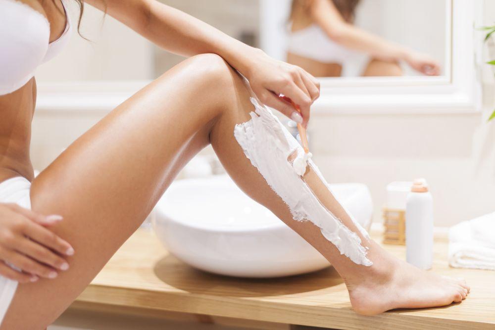 Brijanje nogu