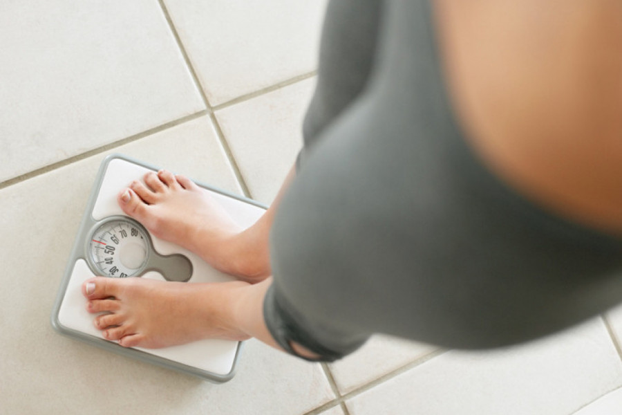 oscilacije težine