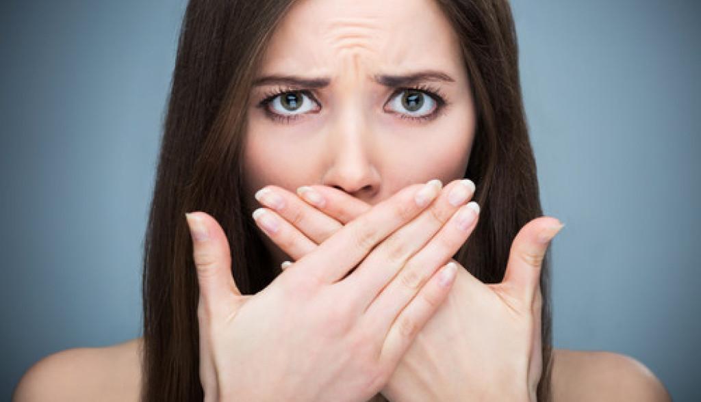 neprijatan zadah iz usta