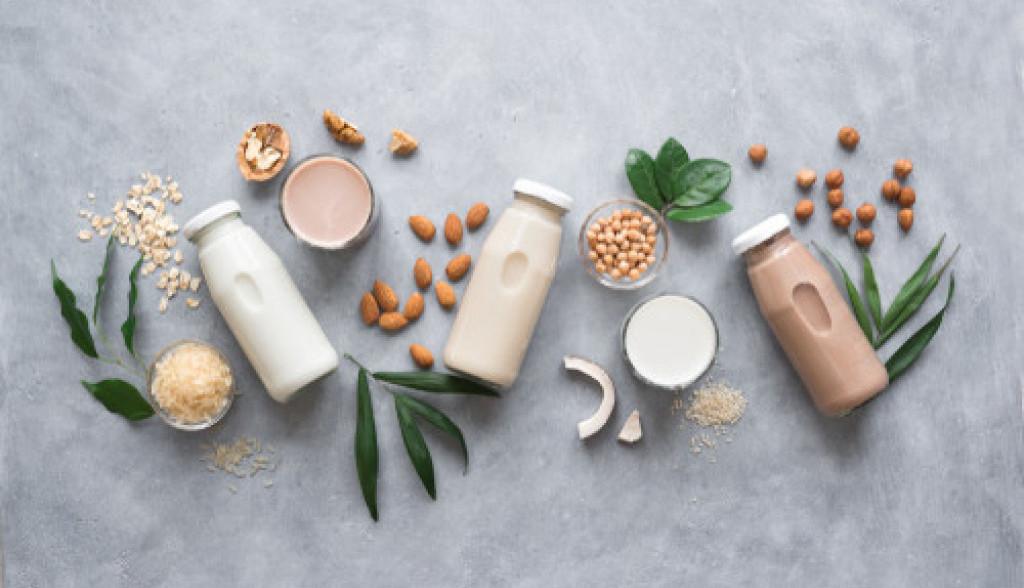 kako se pravi biljno mleko