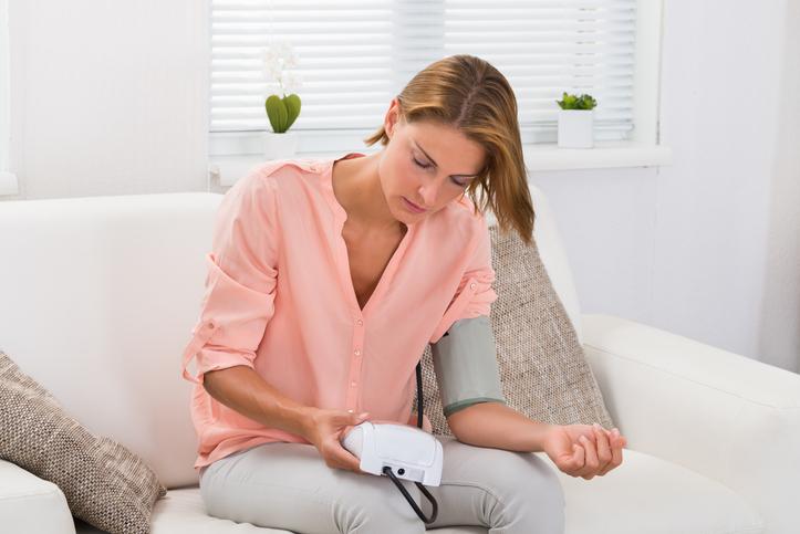visok krvni pritisak kod žena, zdravlje srca