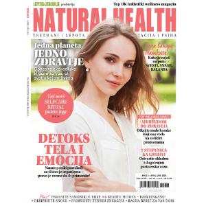 Drugi broj magazina Natural Health
