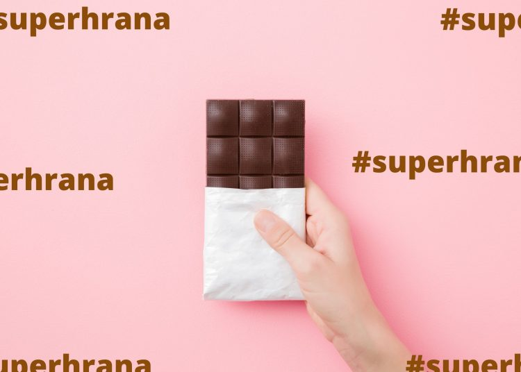 čokolada sagoreva masne naslage