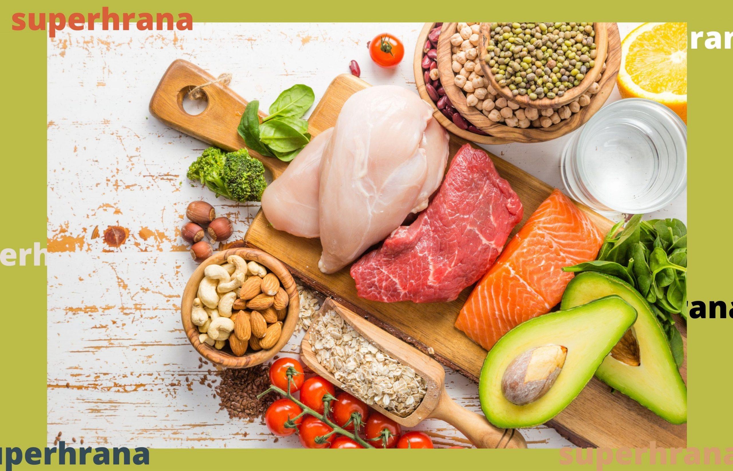 hrana koja povećava serotonin