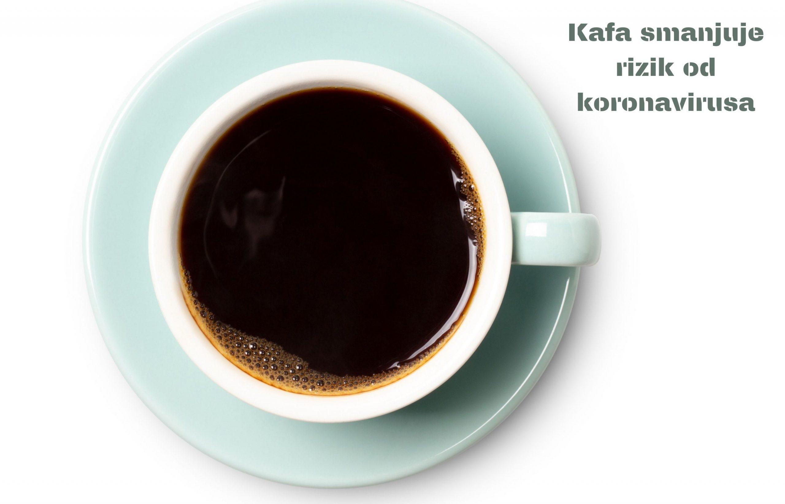 kafa smanjuje rizik od koronavirusa