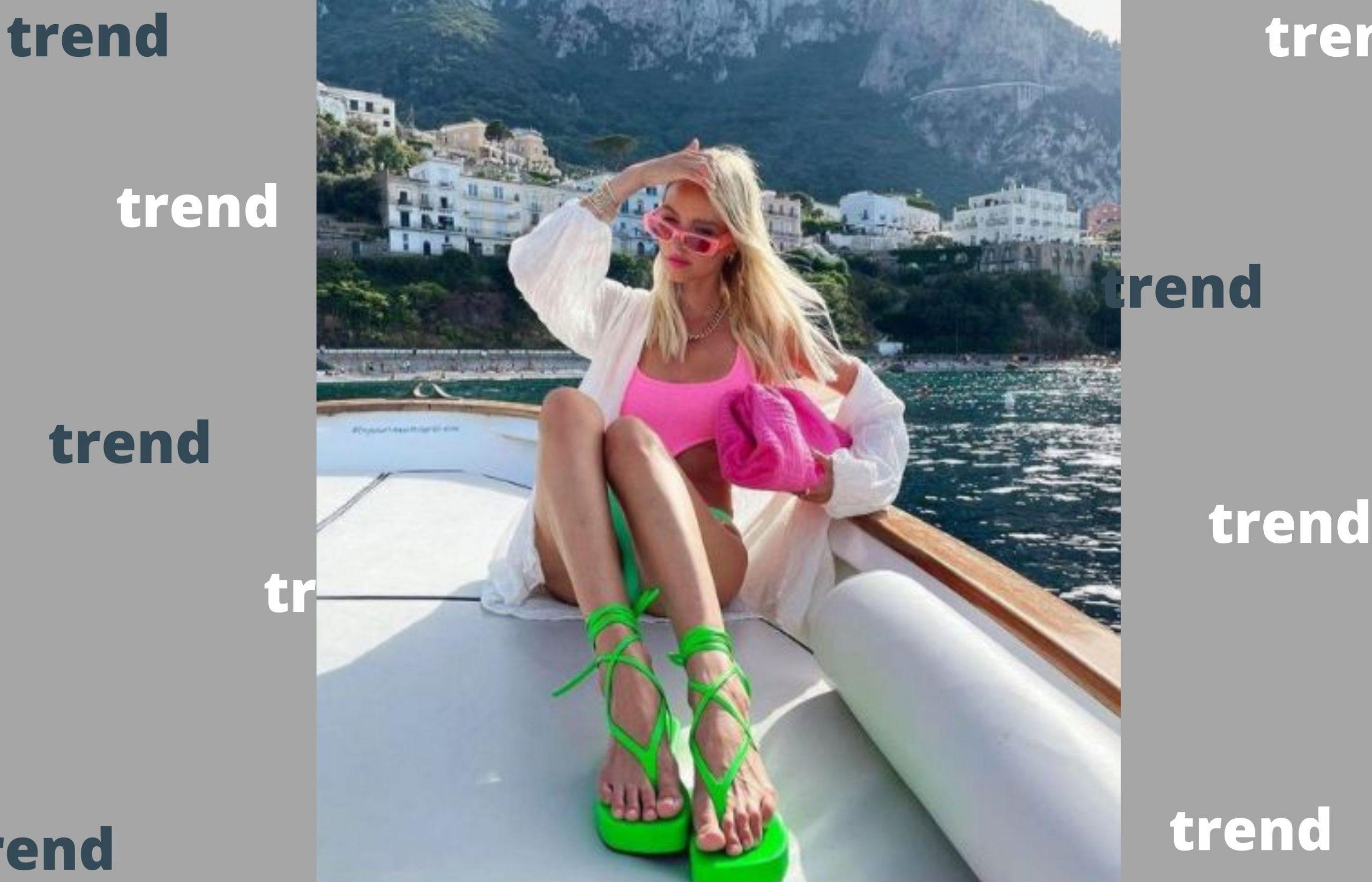 obuća s platformom