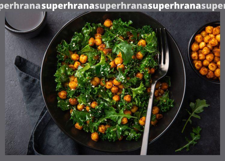 veganska cezar salata