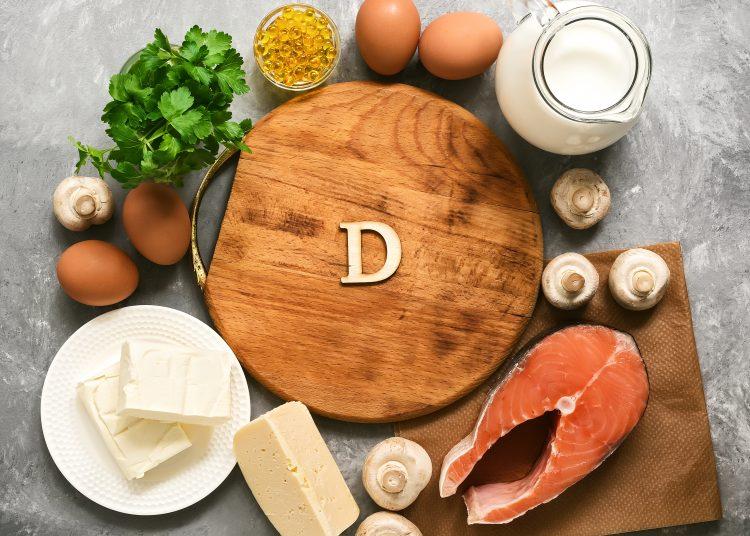 Namirnice bogate vitaminom D