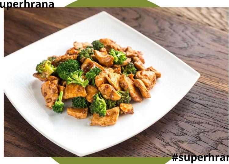 keto piletina s brokolijem