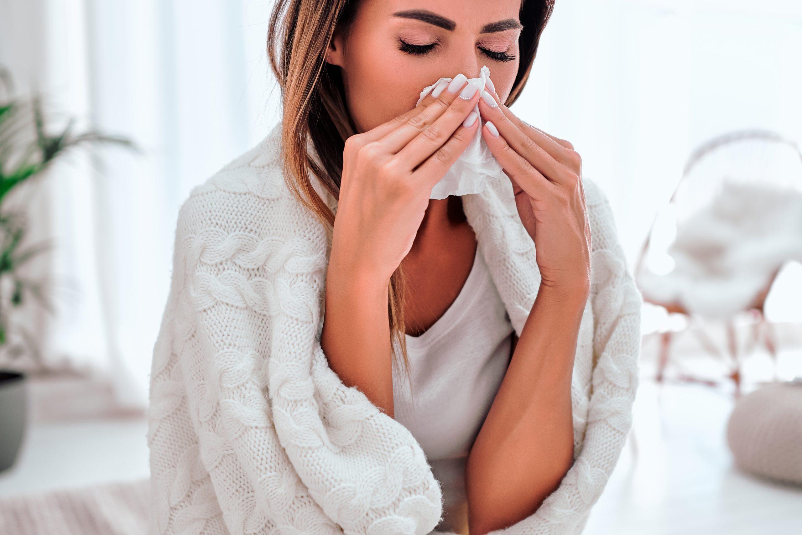 Covid- 19 ili sezonska alergija