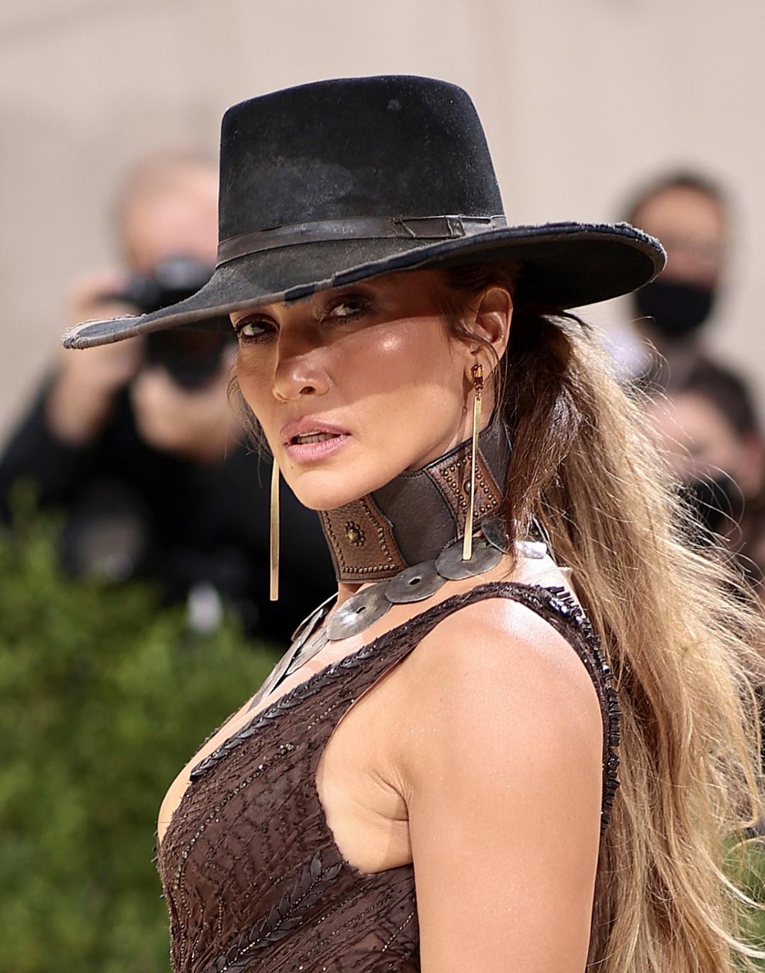Beauty Look Jennifer Lopez