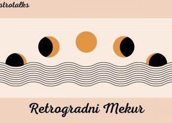 Retrogradni Merkur u Vagi