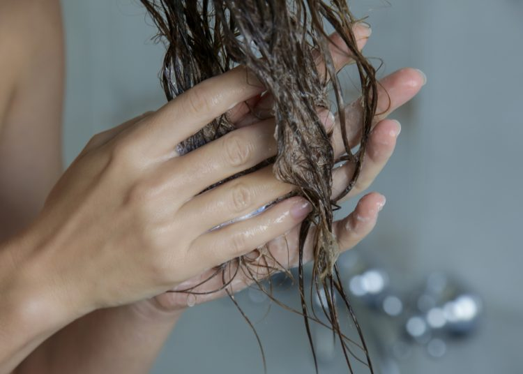 DIY deep repair maska za kosu